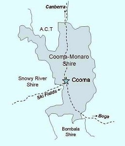 Cooma NSW Homepage